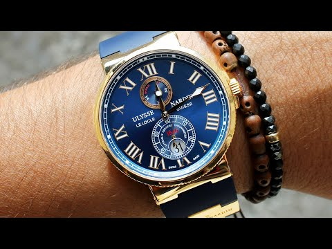 Ulysse Nardin Watches – Maxi Marine