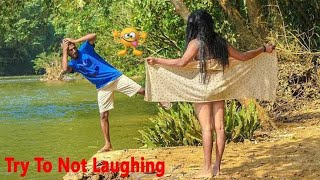 Top New Comedy Video 2018 | Try Not To Laugh | Episode 9 | Ziyars Vines BD