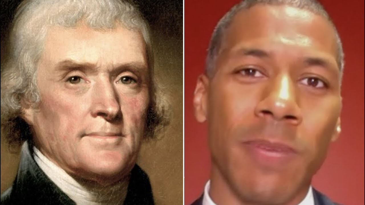 """Thomas Jefferson descendant: """"People have been giving him a pass"""""""