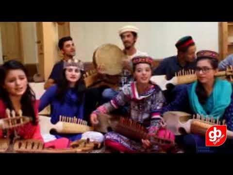 Energetic Gilgit Baltistan Music Performed by Bulbulik Students | GB Songs 2018