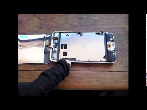 cambio de pila para ipod touch 4 generacion en el DF - YouTube