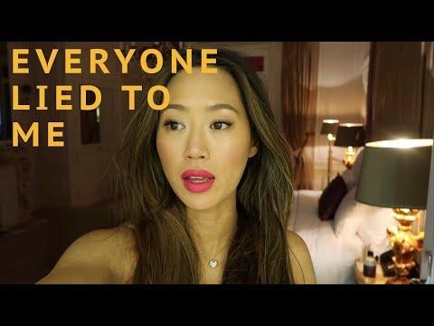 Everyone Lied To Me  Paris Fashion Week  Aimee Song