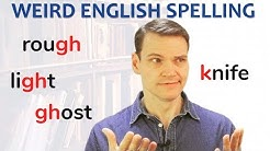 Why Is English Spelling So Damn Weird?!