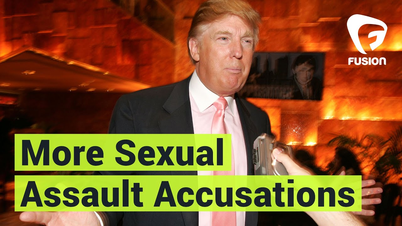 Has Trump Been Accused Of Sexual Harassment