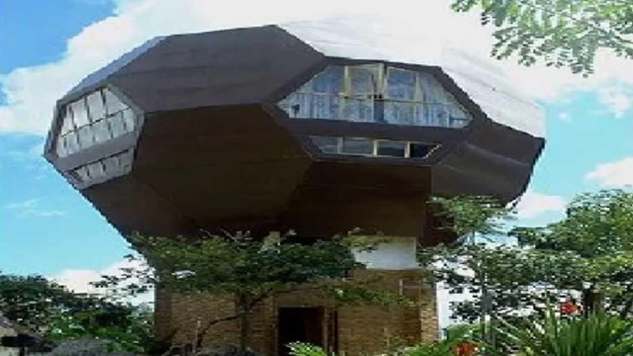 Las casas m s extra as del mundo strange houses in the for Las mejores casas minimalistas del mundo