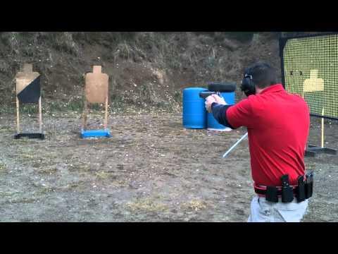 Caleb G - Colt 1911 XSE Rail Gun