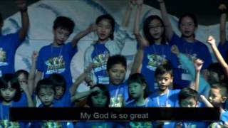 SSMC Everest VBS 2015 Concert Highlights
