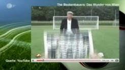 EM Song 2008 -The Beckenbauers - Das Wunder von Wien im ZDF