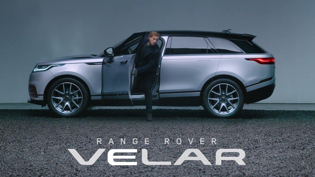 New Range Rover Velar | Elegance