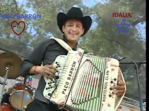 Paco Barron  (Popurri de Juan Gabbriel )