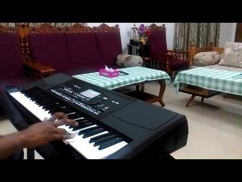 NUMMADA KOCHI(HONEY BEE 2) SONG ON KEYBOARD