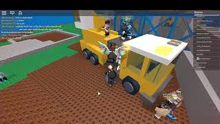 Natural disaster survival - Funny moments - part 4 - Christmas :) - ROBLOX