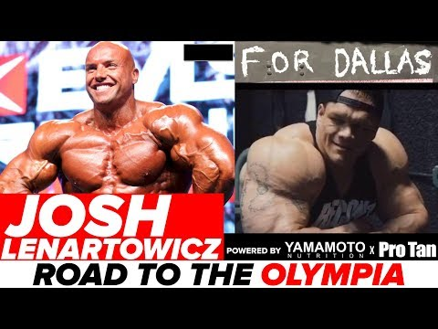 "Josh Lenartowicz EMOTIONAL Interview: ""Dallas Impacted So Many Lives"""