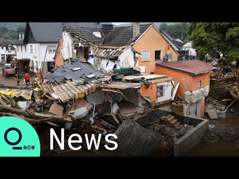 Death Toll Rises In Germany After Disastrous Floods