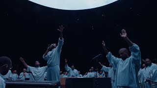 """Kanye West Sunday Service - """"We give you all the Glory"""" + """"O Come let us adore Him"""""""
