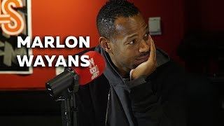 Marlon Wayans Talks to Deja About his New Show & Why He Plans on Never Getting Married