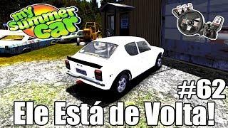 My Summer Car - Meu Velho Satsuma #62 RECOMEÇO (G27 mod)