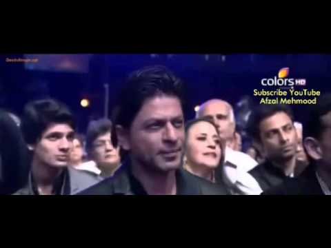 Thumbnail: Tribute To Shahrukh Khan By All Singers in Mirchi Awards