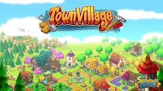 Town Village: Tu propia ciudad, Farm, Build, City