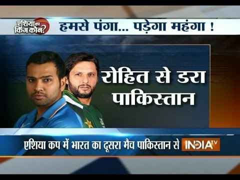 India Vs Pakistan: Waqar Younis, Shoaib Malik On Ind-Pak Clash In Asia Cup 2016