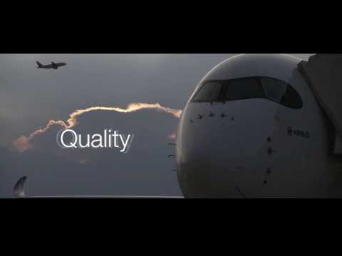 AIRBUS : Make it possible. Make it happen. Make it fly.