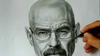 MikeysTube Draws... Walter White