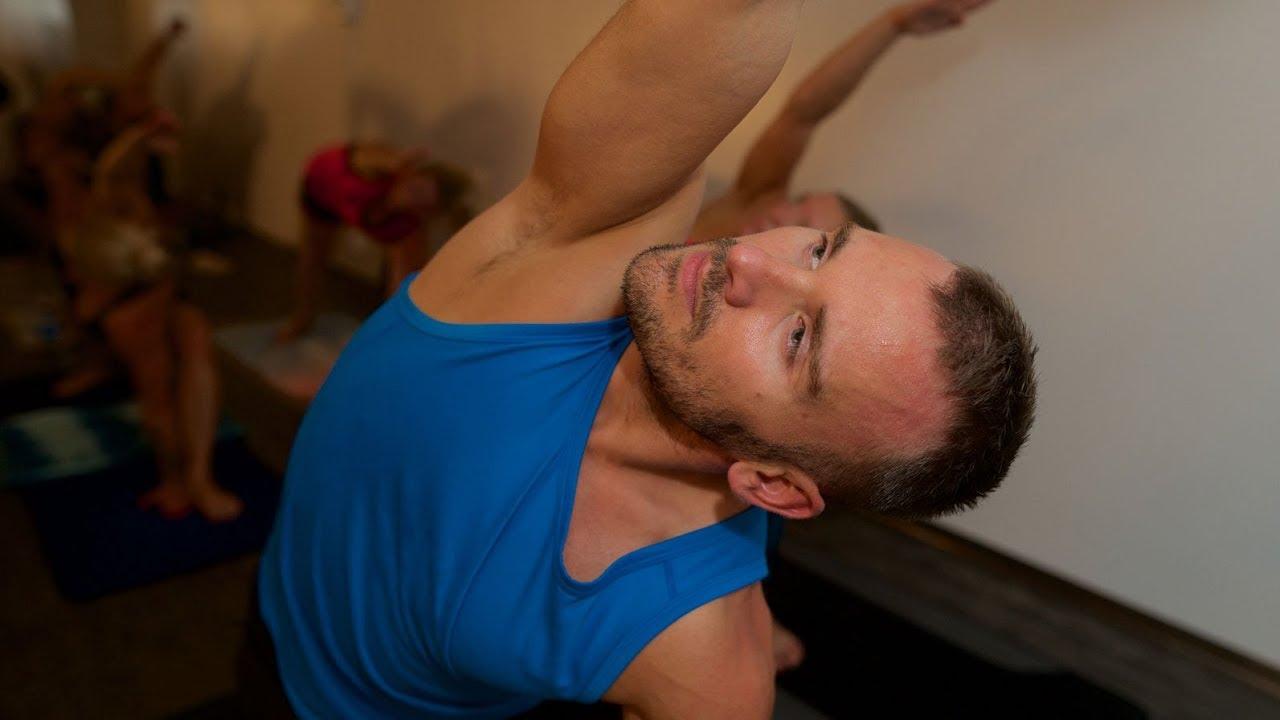 hot yoga sats
