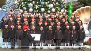聖誕報佳音海洋公園   高年級合唱團(2013)