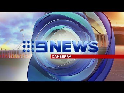 Nine News Canberra - Opener (7/3/2017)
