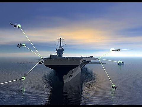 U.S. Navy Declares Laser Weapons Ready to Protect Ships in Persian Gulf.