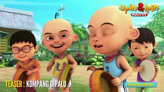Upin & Ipin Kompang Dipalu  - Reverse video
