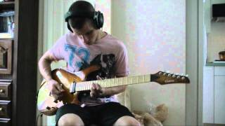 Hillsong United Freedom Is Here Guitar Cover
