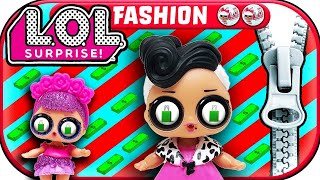 LOL Surprise Dolls Fashion Show Contest! Featuring Sugar Queen, Dollface, Pink Baby, and Honeybun!