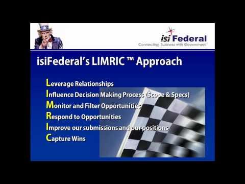How To Go Federal Webinar Series - February 2012