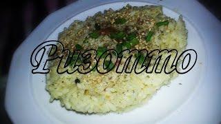 Ризотто с овощами [Вкусное блюдо Итальянской кухни]