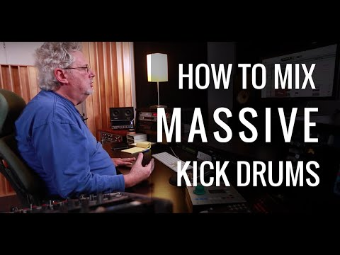 How To Mix Massive Kick Drums – Into The Lair #127