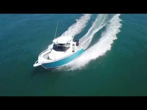 Vidler Marine 6.1m Island Cab