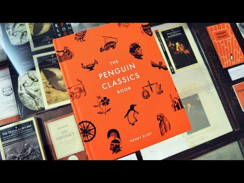 the-penguin-classics-book---inside-the-archive-with-henry-eliot