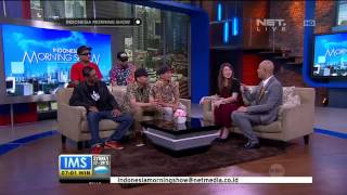 Talk Show Bersama Jogja Hiphop Foundation -IMS