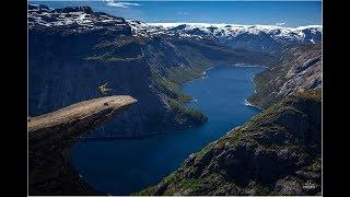 Норвегия на яхтах экспедиция Paganel Studio