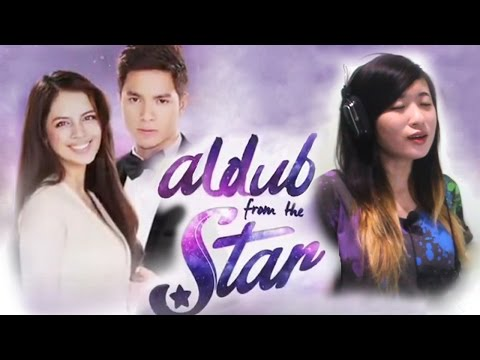 [OFFICIAL MUSIC VIDEO] ALDub from the Star OST-My Destiny (Tagalog) + Lyrics
