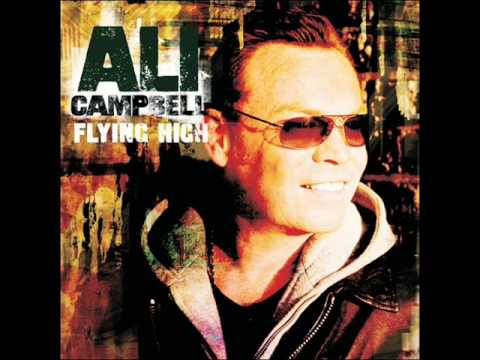 Ali Campbell out from under