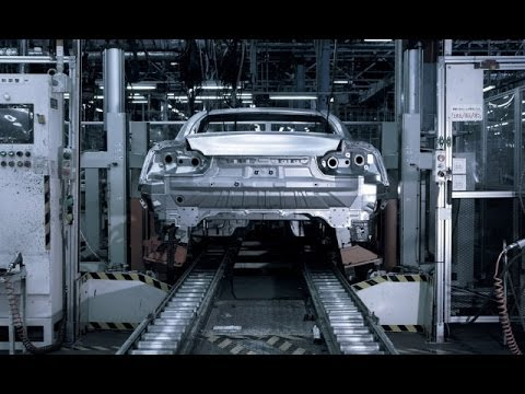 Nissan GT-R - Making of a Supercar [Documentary HD]