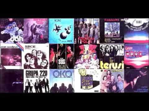 VA - Yugoslavian Record Collector Dream 70's Hard Psych Progressive Rock Singles Music Compilation