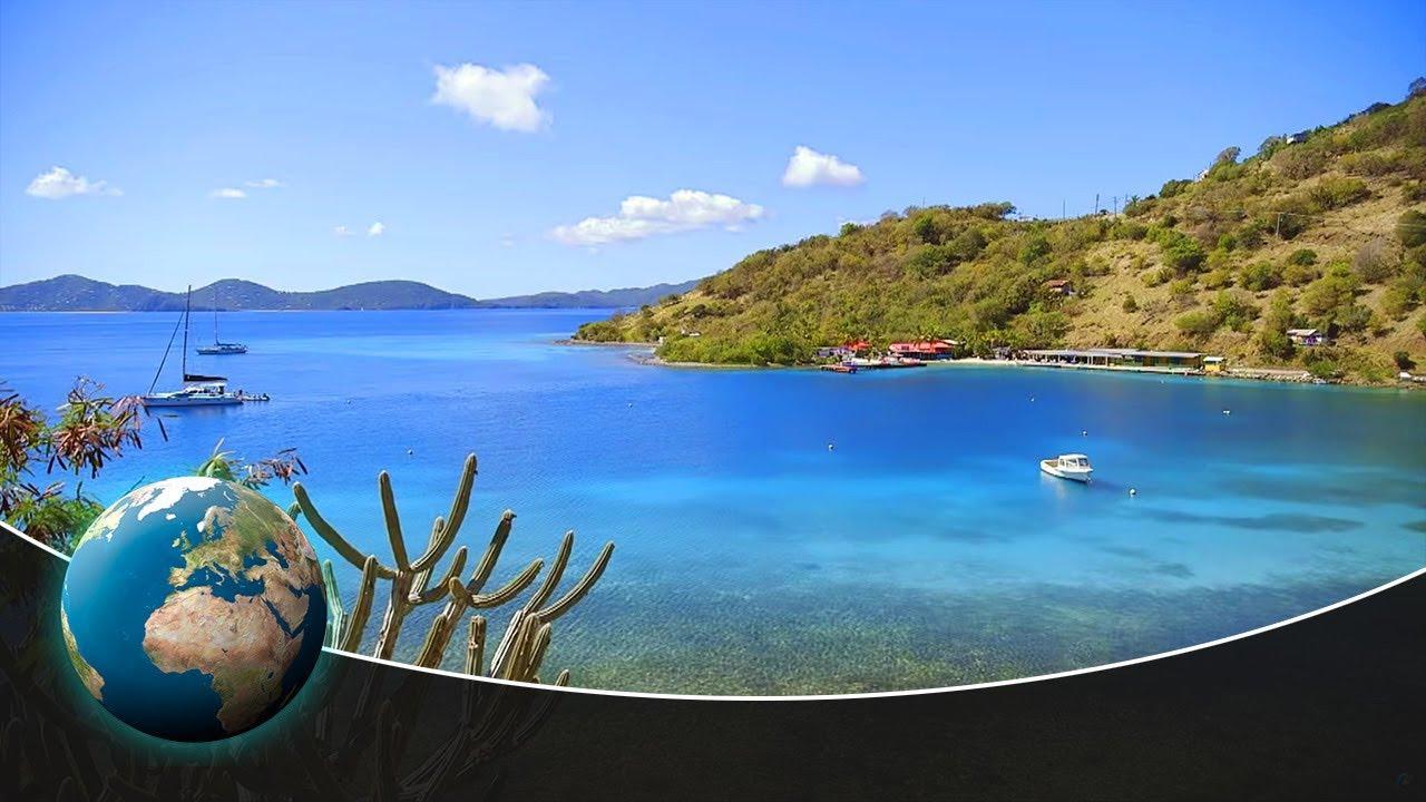 The lovely British Virgin Islands