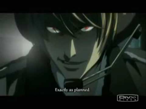 Death Note - Just As Planned ( Dub in jap / eng / ita )