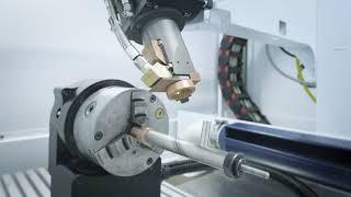 TRUMPF compact 3D laser welding system - TruLaser Station 7000