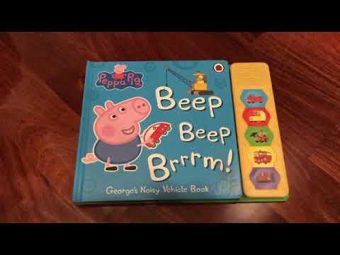Peppa Pig Beep Beep Brrrm!