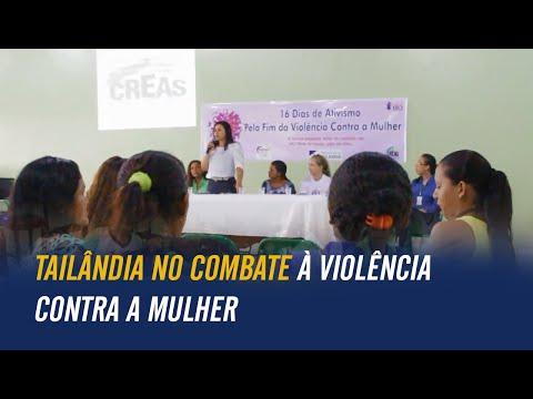 Tailândia no combate à Violência contra a Mulher