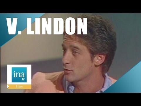La 1ère télé de Vincent Lindon | Archive INA